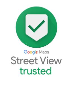 Wir sind Google StreetView zertifiziert